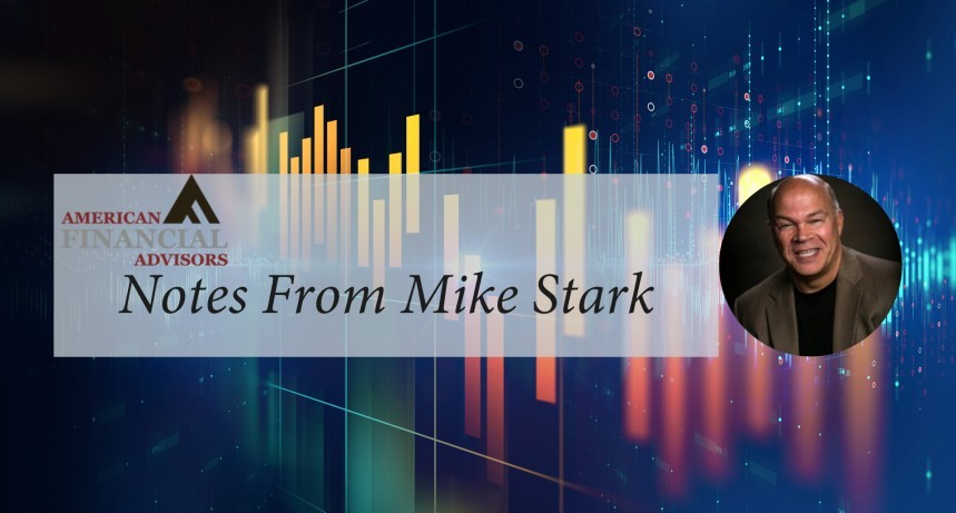 Market Low? Notes From Mike Stark